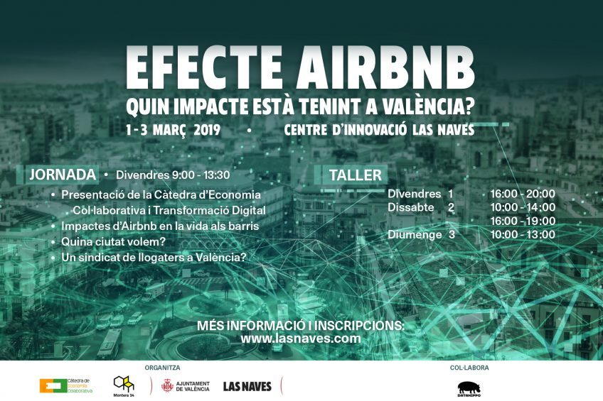 Fairbnb Valencia: first Local Node Meeting