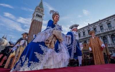 DISCOVER VENICE CARNIVAL 2020 WITH FAIRBNB.COOP