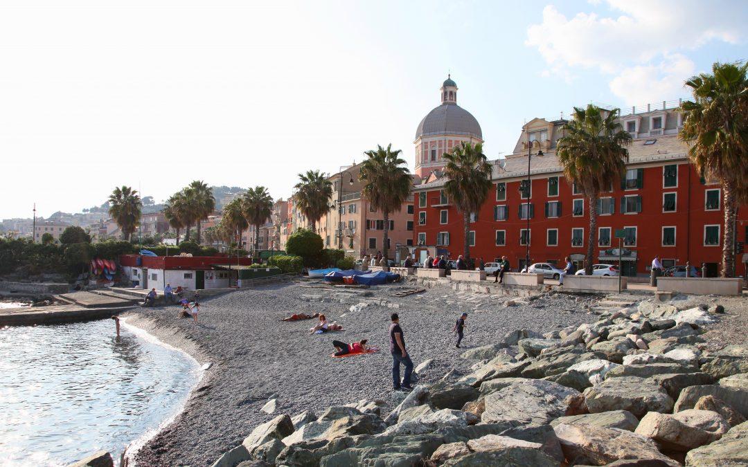 Vacanze al mare a Genova: i quartieri più cool dove soggiornare