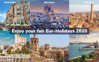 Enjoy your fair Eur-holidays 2020