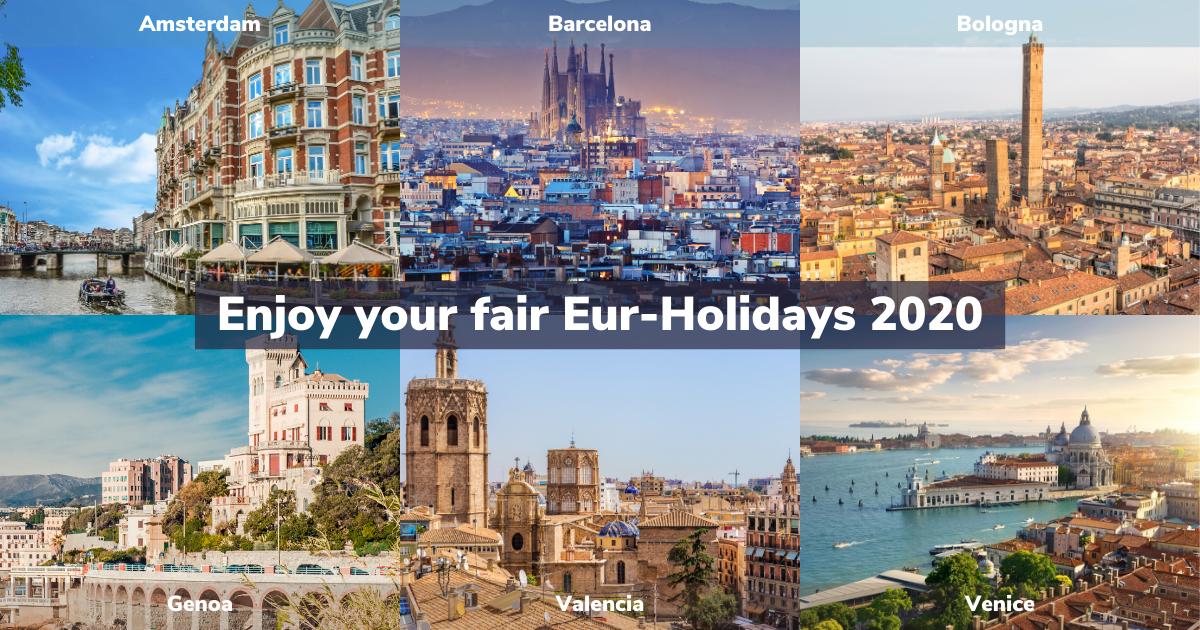 Eur-holidays 2020