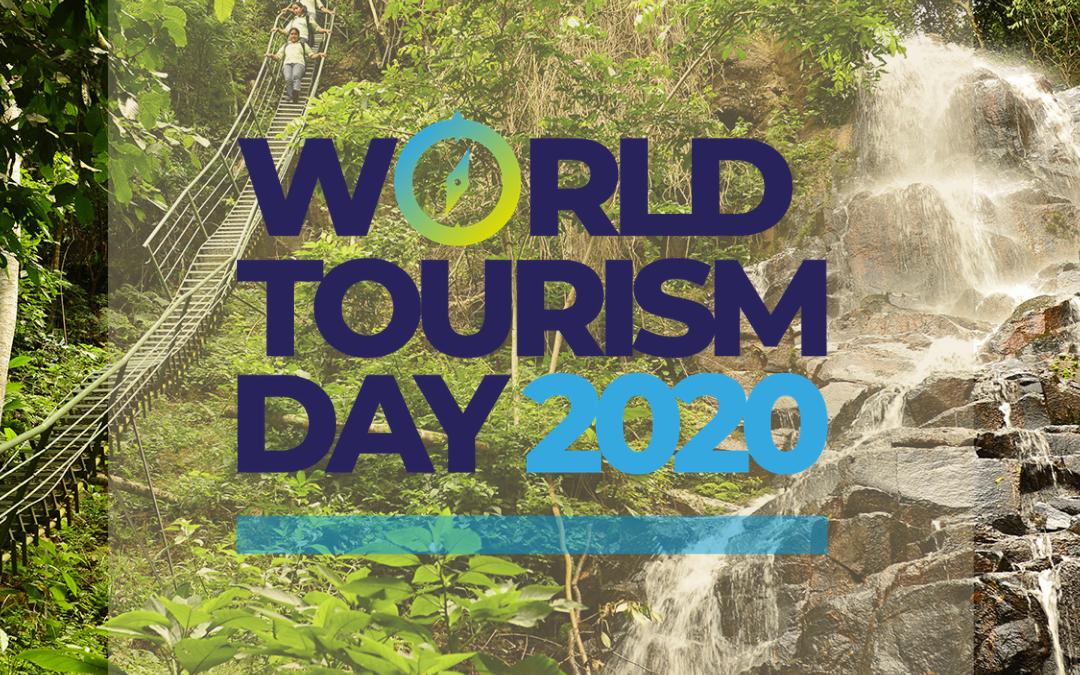 World Tourism Day 2020: sustainable alternatives