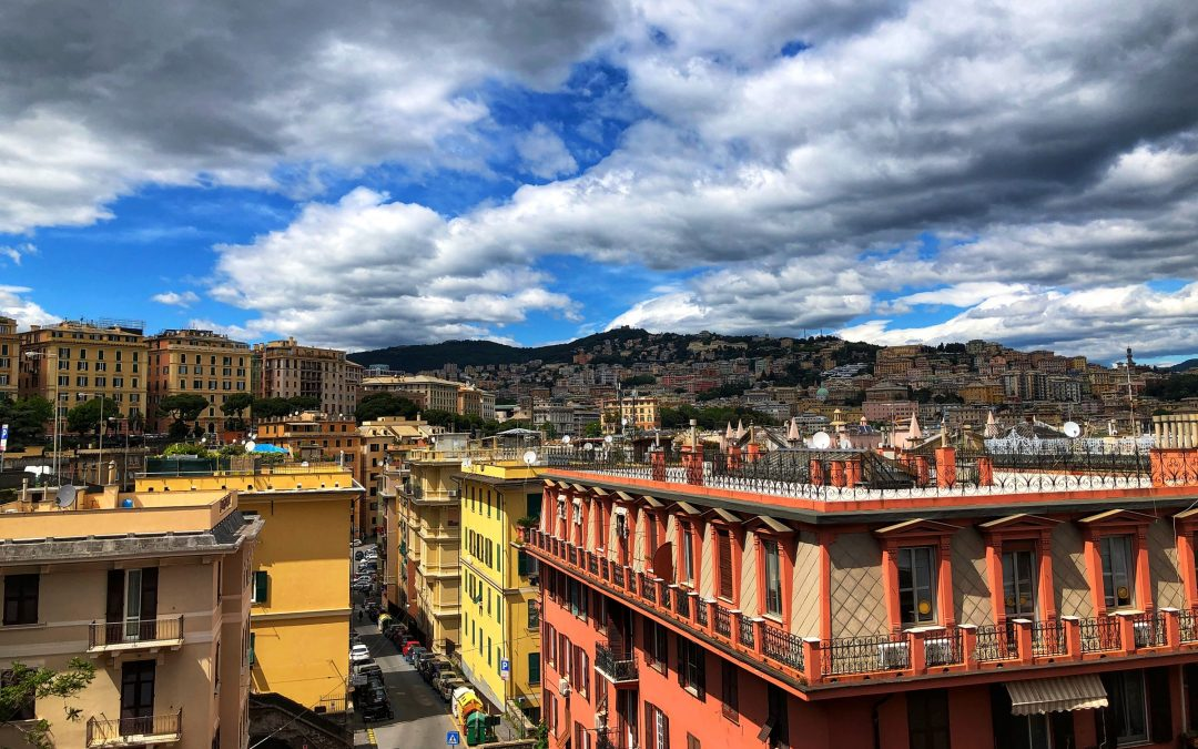 Autumn city break: things to do in Genoa in 2 days