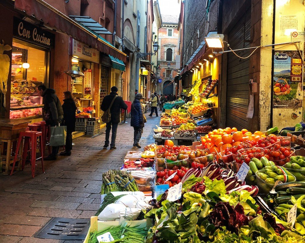 Things to do in Bologna Cose da fare a Bologna Quadrilatero