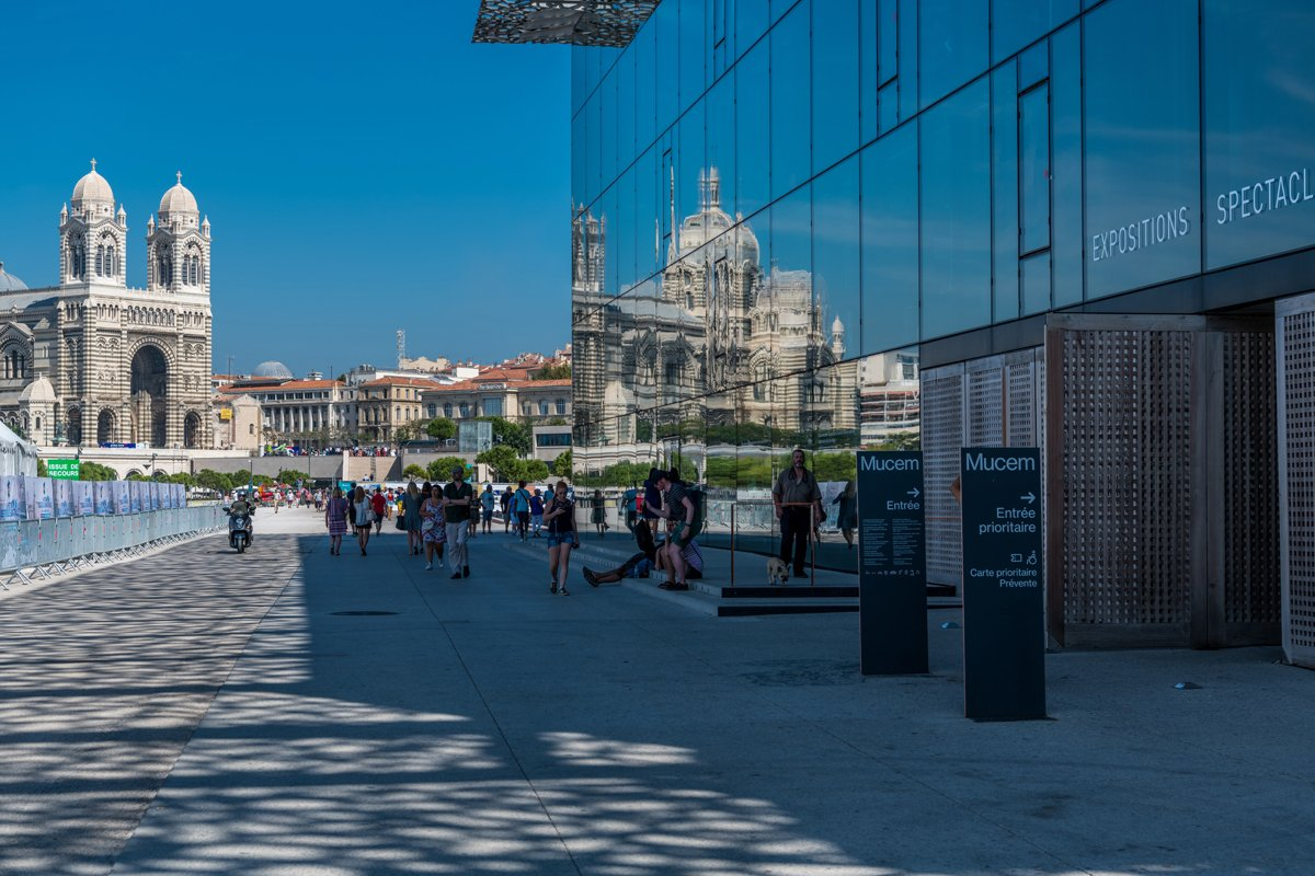 Mucem in Marseille