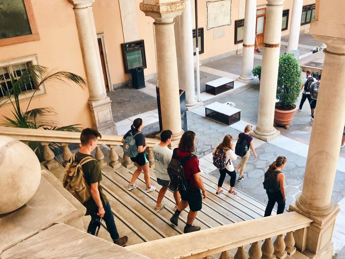 camminare a Genova