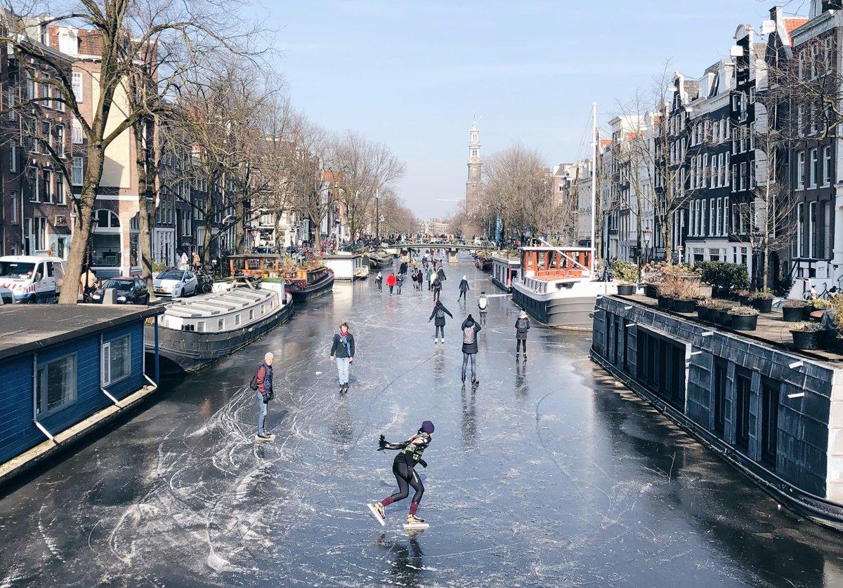 vacanze ad Amsterdam regali di Natale