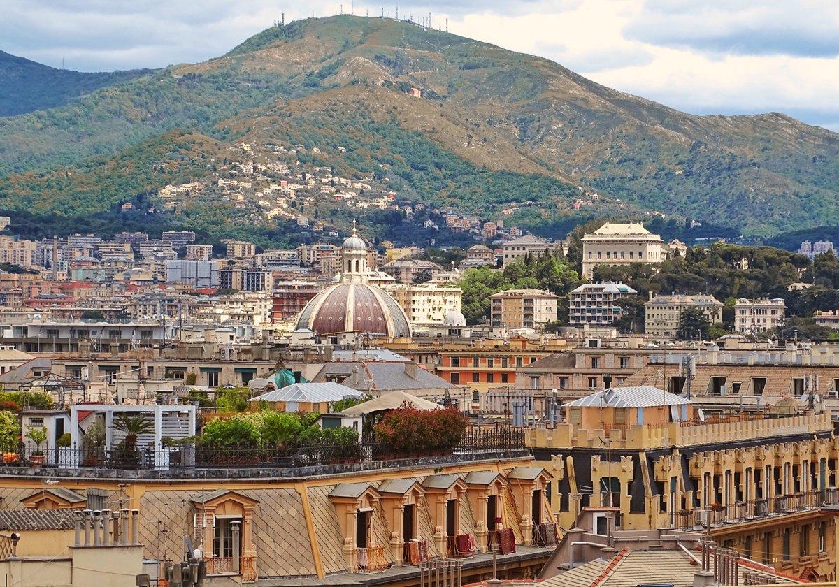 Vacanze a Genova regali di Natale