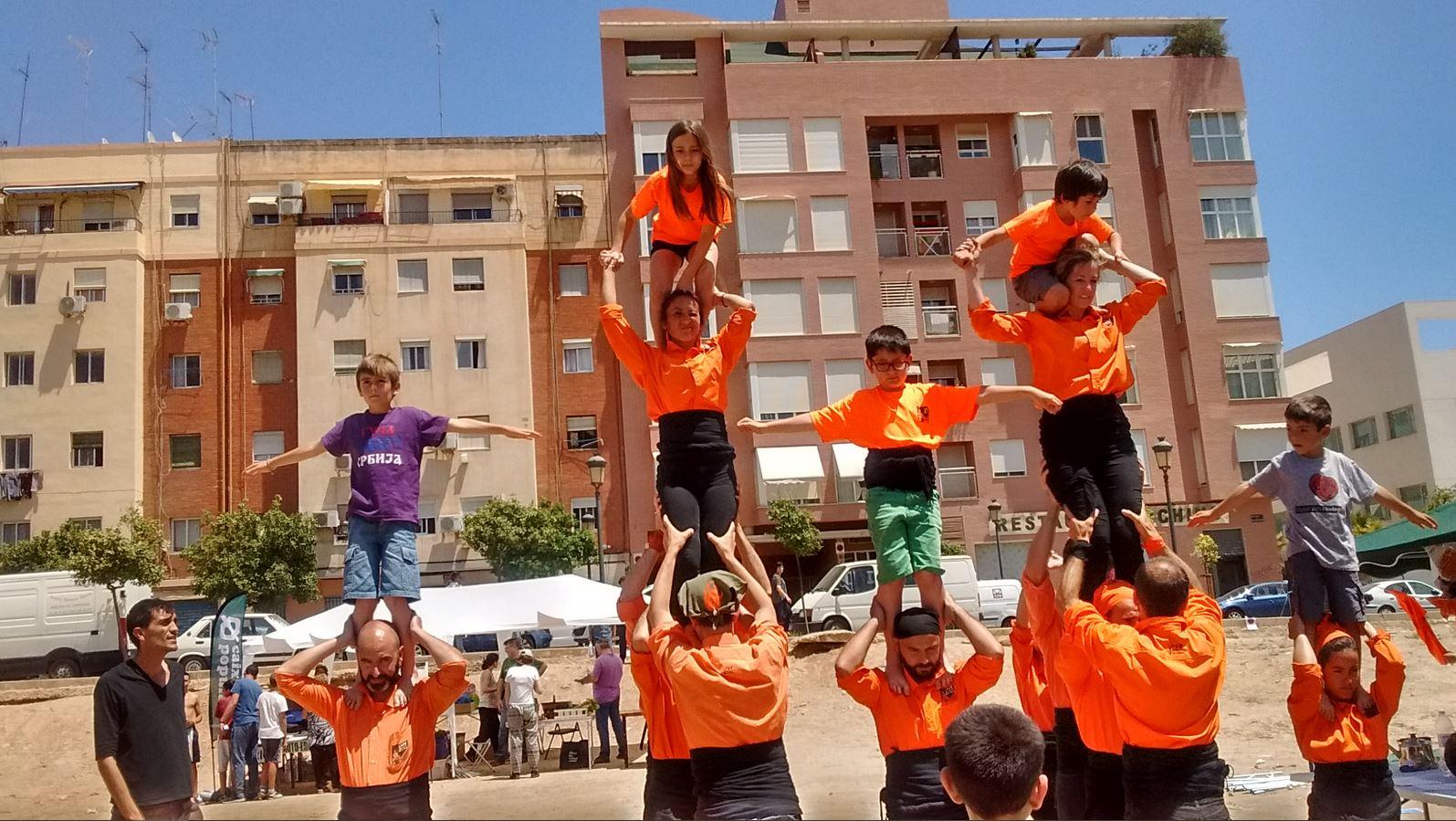 holiday in Valencia vacaciones en Valencia Orriols Convive