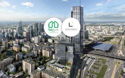 Innovazione sociale a Est: Leonardo si associa a Fairbnb.coop