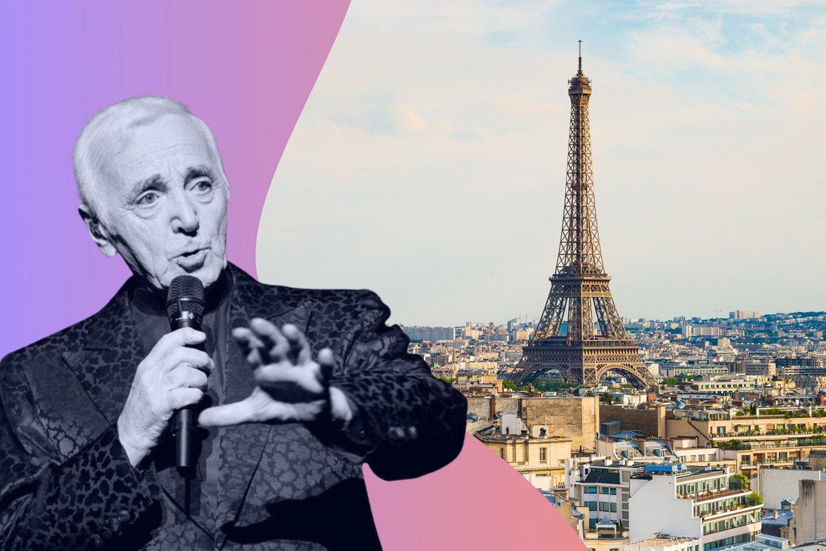 Paris travel playlists