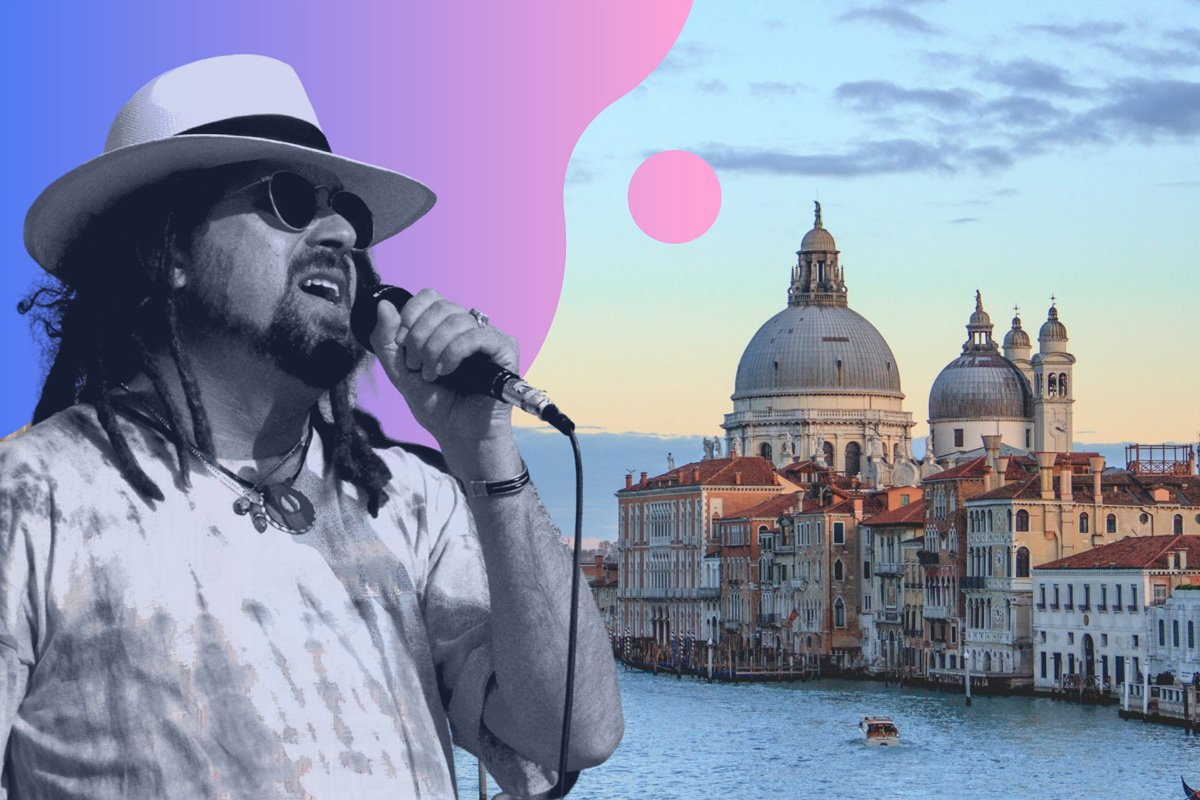 playlist di viaggio a Venezia