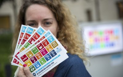 17 UN SDGs: Fairbnb.coop contribution to sustainability