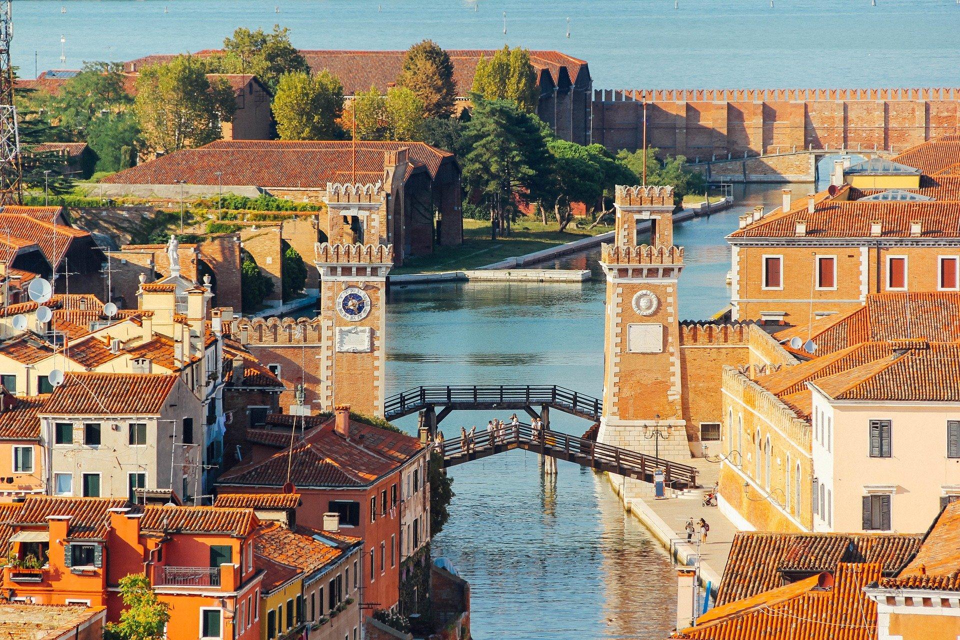 Spritz Arsenale Venezia