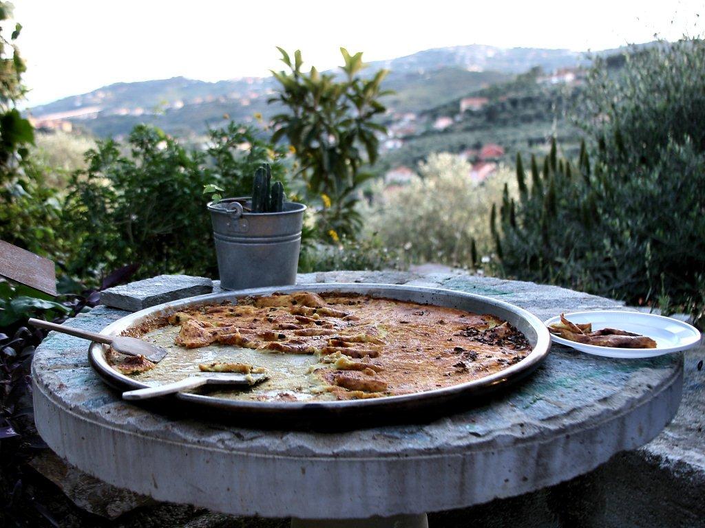 traditional recipes Farinata Ricette tradizionali