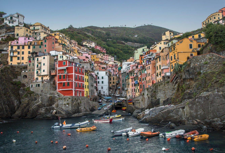 Riomaggiore holiday in Liguria
