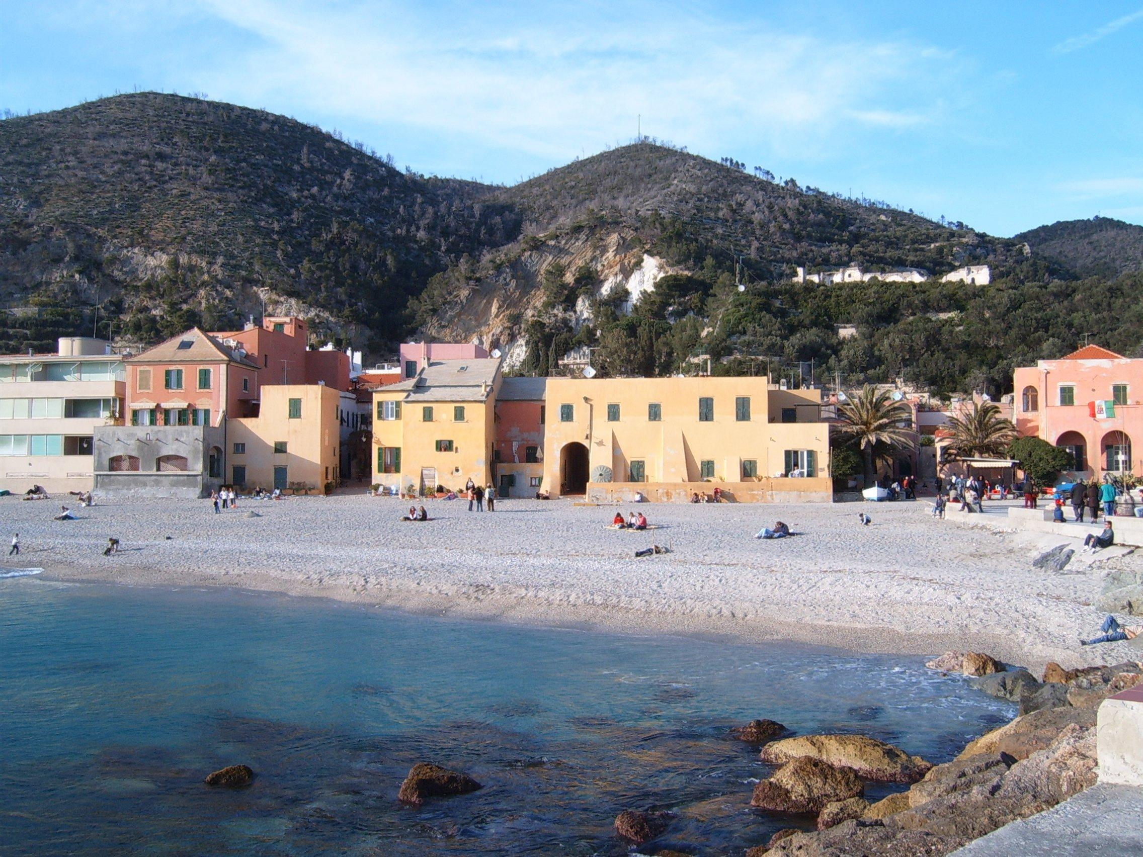 Varigotti Finale Ligure Italian Riviera