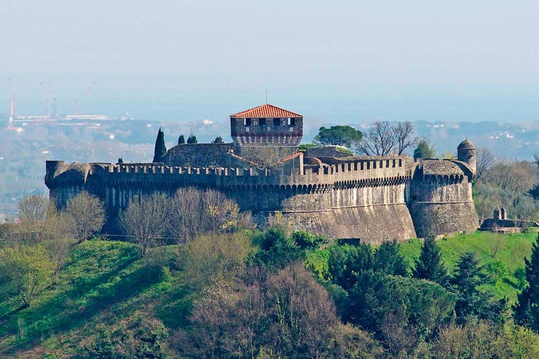 Sarzana Fortezza di Sarzanello