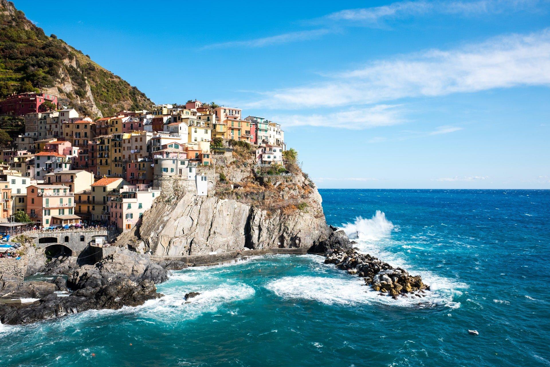 Viaggiare in Italia Liguria