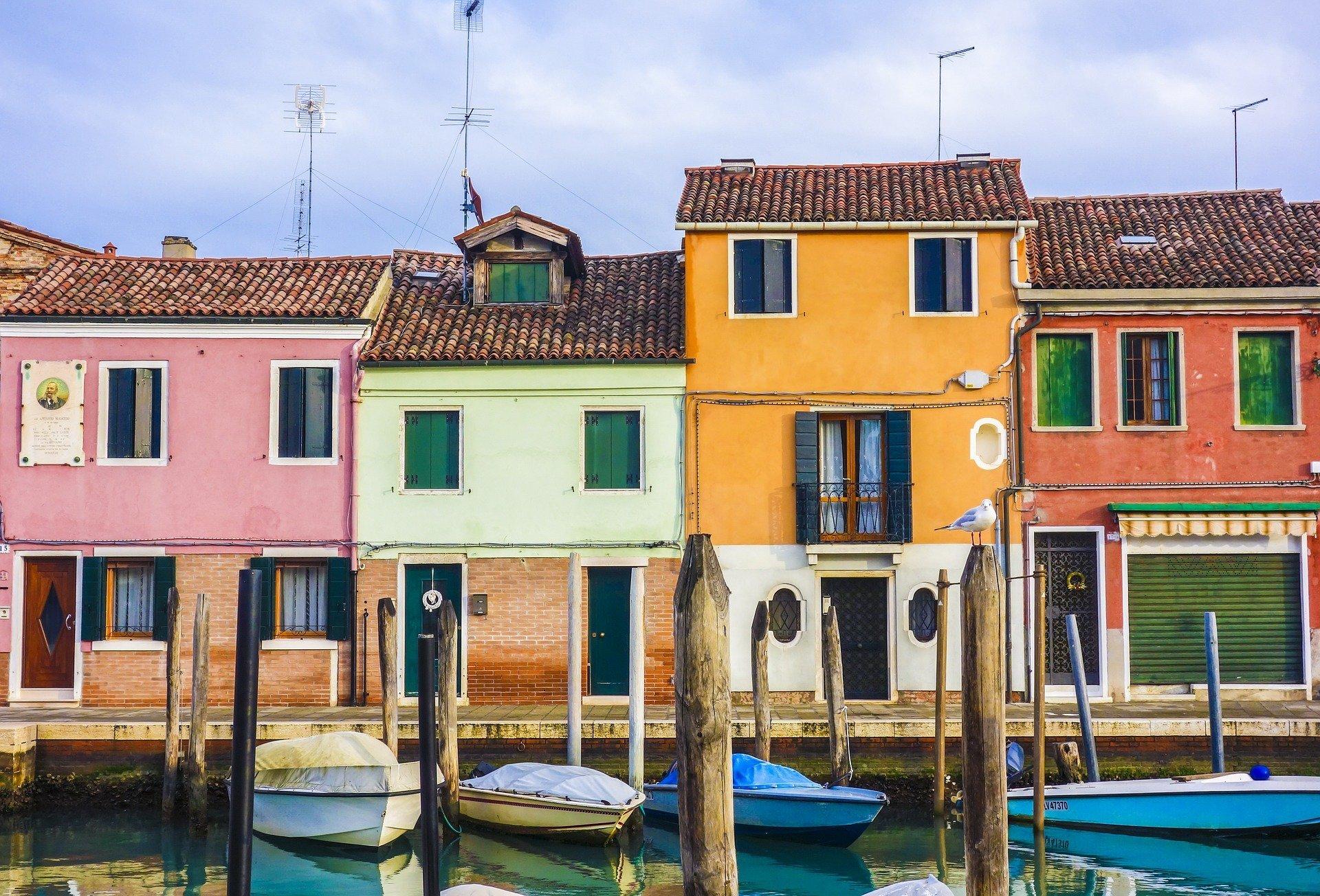 Viaggiare in Italia Venezia