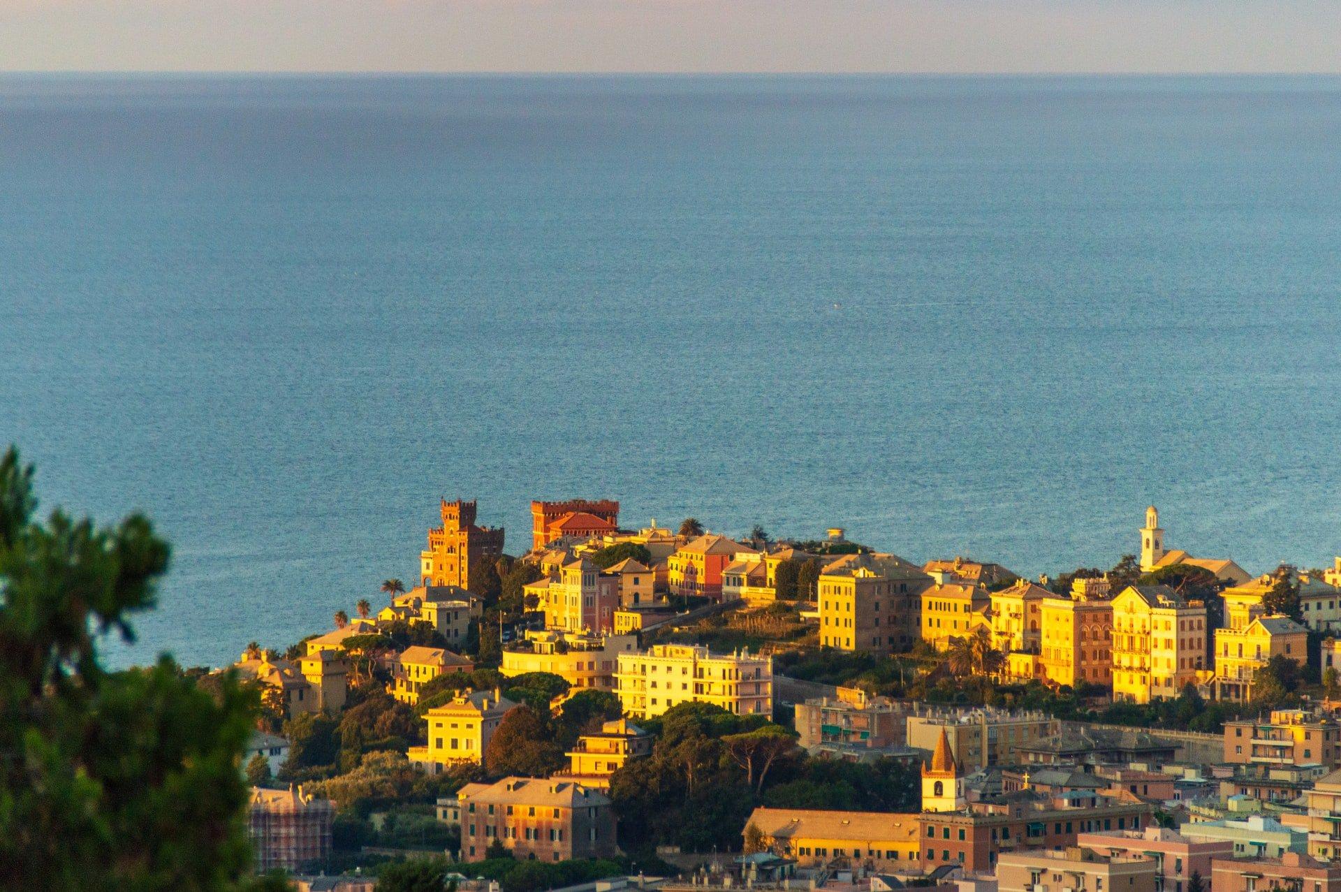 Viaggiare in Italia Genova