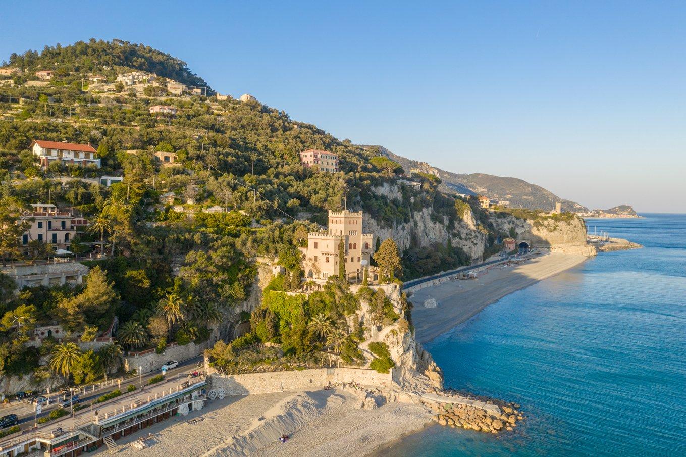 Finale Ligure Italian Riviera