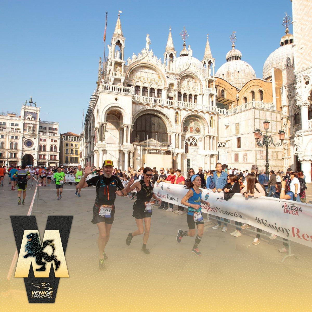 Venice Marathon Maratona di Venezia