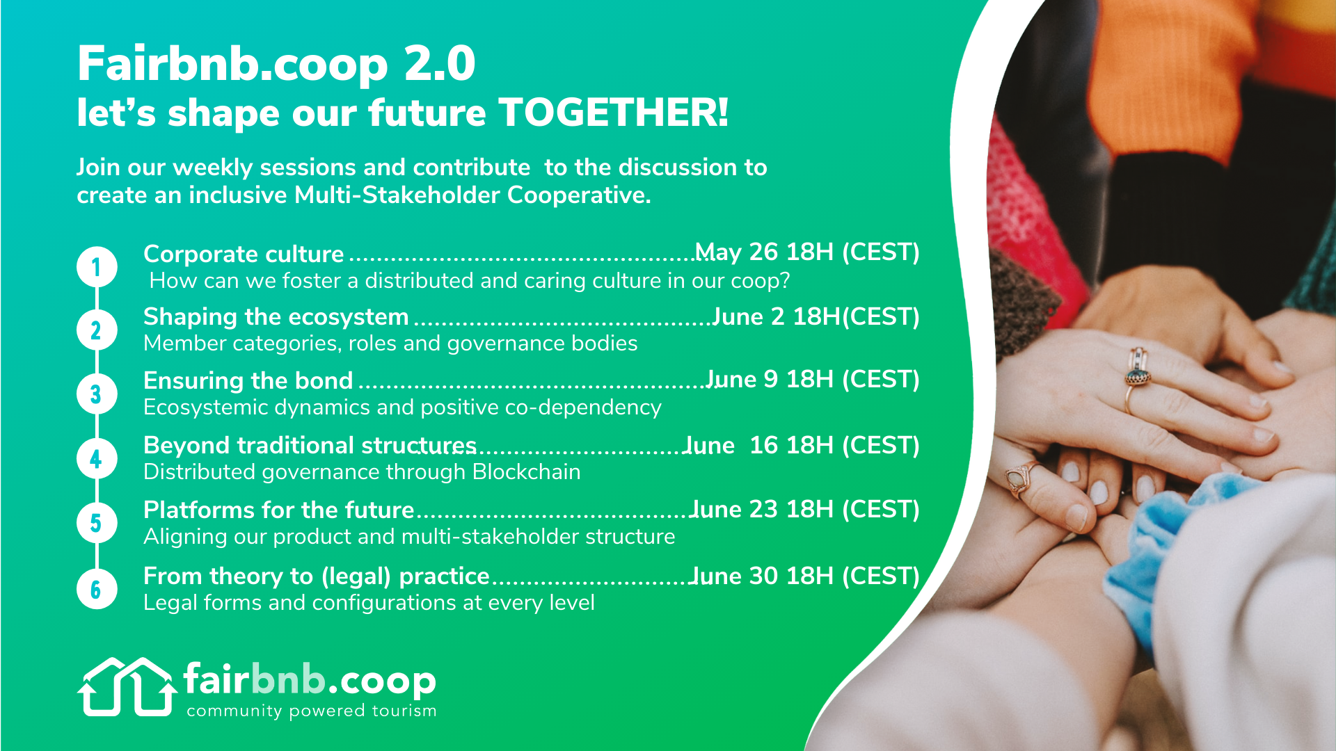 FUTURE COOP new platform
