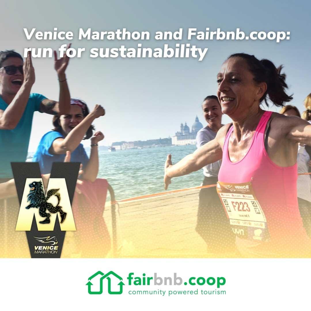 Venice Marathon new platform