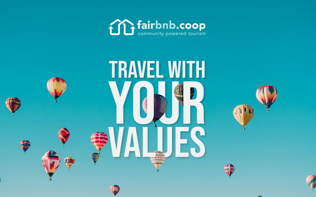 #TravelFair is Fairbnb.coop's answer to #buildbackbetter