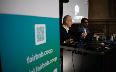 Social innovation: €1 million investments for fairbnb.coop